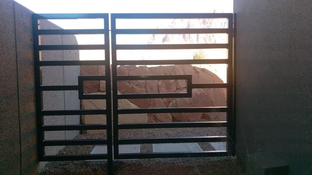 Welding-kayenta-double-gate