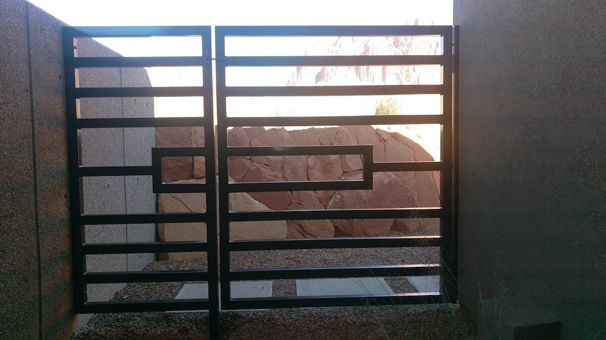Welding-kayenta-double-gate